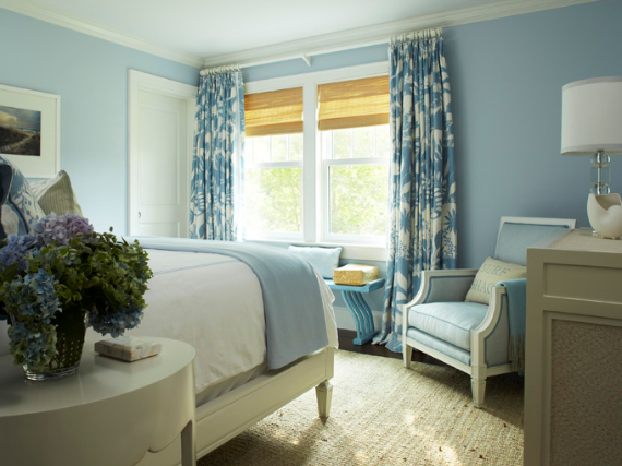 Interior Holiday Home Design In Blue Tones (13)