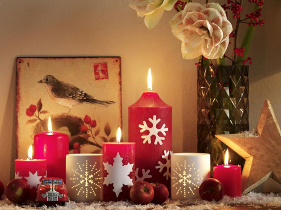 Mantel Decor Ideas For A Magical Christmas (13)