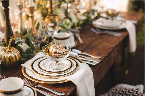 Stylish Thanksgiving Table Settings (10)