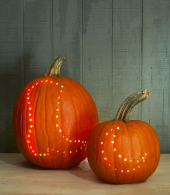 Ways to Decorate for Fall, Halloween and Thanksgiving  With Pumpkins     (1)