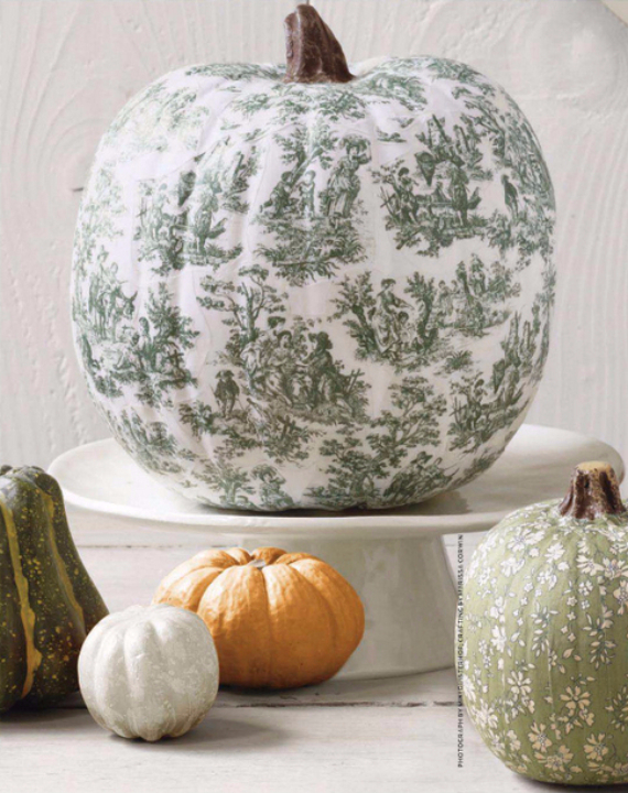 Ways to Decorate for Fall, Halloween and Thanksgiving With Pumpkins (20)