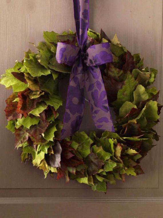 15 Amazing Fall Wreath Ideas For Autumn spirit (10)