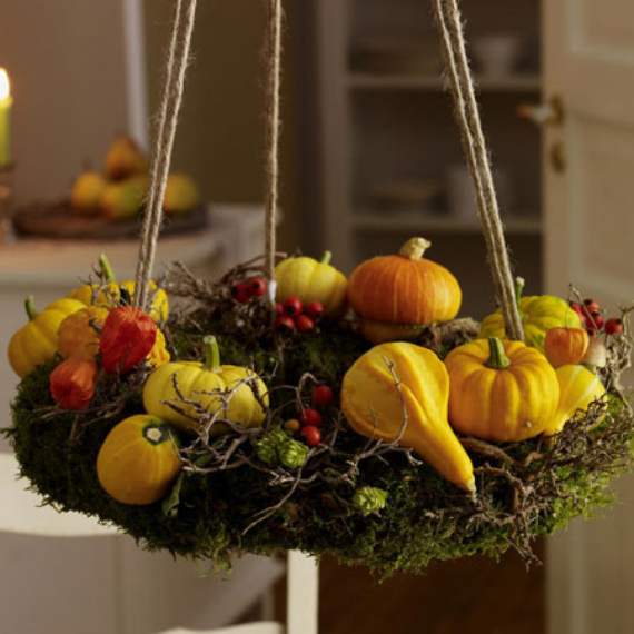 15 Amazing Fall Wreath Ideas For Autumn spirit (14)