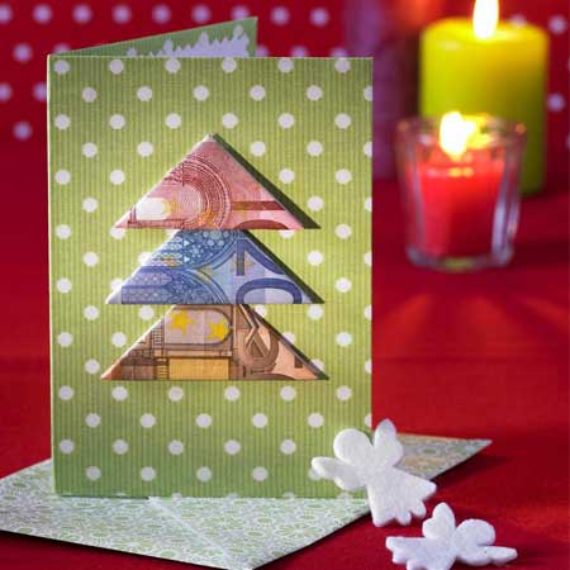 Beautiful DIY & Homemade Christmas Greeting Cards By Mail (2)