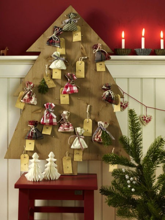 Christmas Advent Calendar Inspirational Ideas (14)
