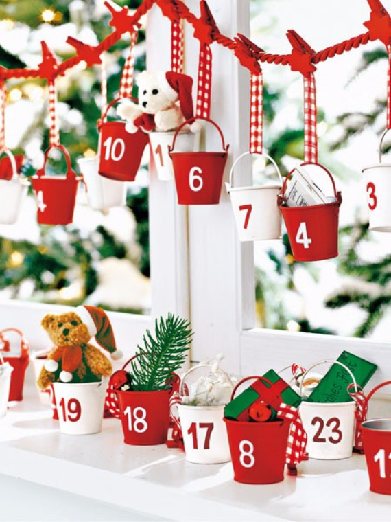 Christmas Advent Calendar Inspirational Ideas (16)
