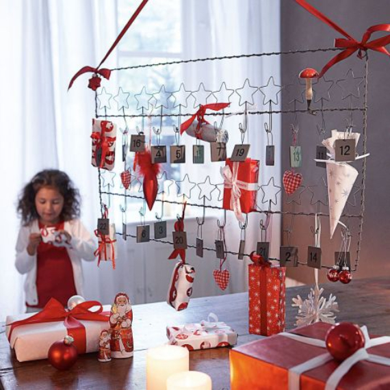 Christmas Advent Calendar Inspirational Ideas (2)