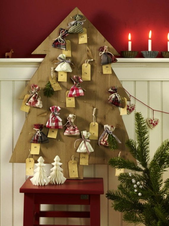 Christmas Advent Calendar Inspirational Ideas (22)