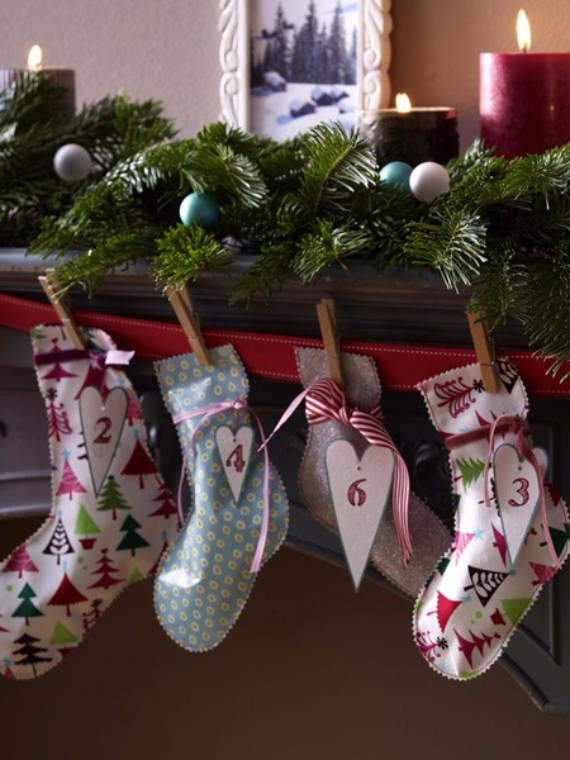 Christmas Advent Calendar Inspirational Ideas (23)