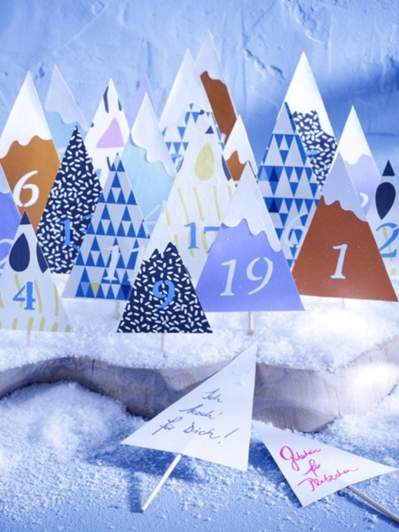 Christmas Advent Calendar Inspirational Ideas (26)