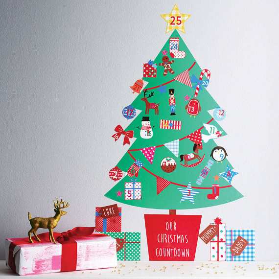 Christmas Advent Calendar Inspirational Ideas (39)