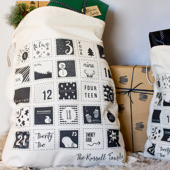 Christmas Advent Calendar Inspirational Ideas (40)