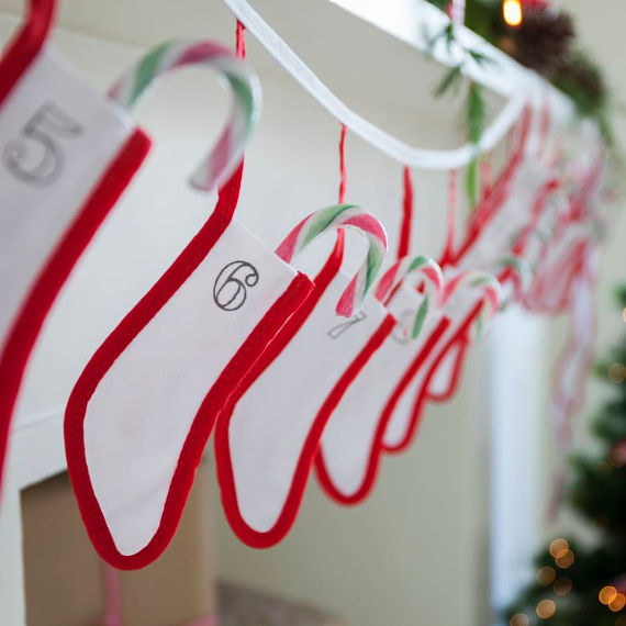 Christmas Advent Calendar Inspirational Ideas (50)