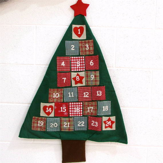 Christmas Advent Calendar Inspirational Ideas (56)