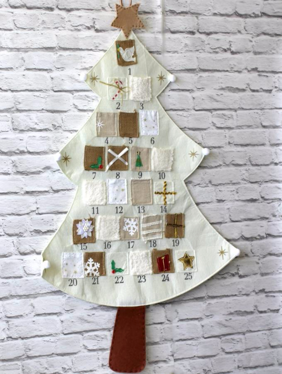 Christmas Advent Calendar Inspirational Ideas (61)
