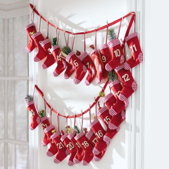 Christmas Advent Calendar Inspirational Ideas (6)