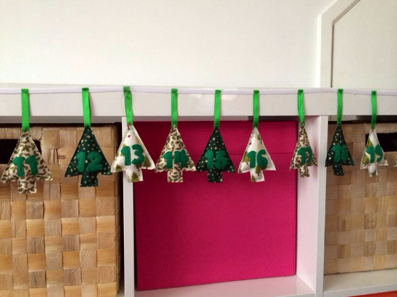 Christmas Advent Calendar Inspirational Ideas (65)