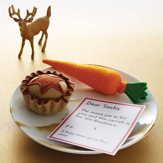 Felt Christmas Crafts (10)