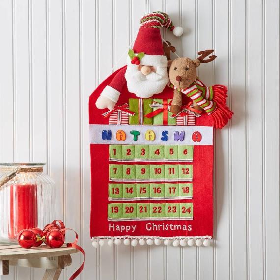 Felt Christmas Crafts (12)