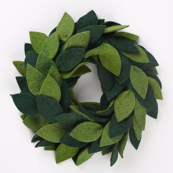 Felt Christmas Crafts (14)