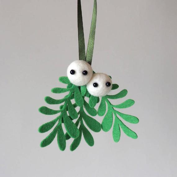 Felt Christmas Crafts (2)