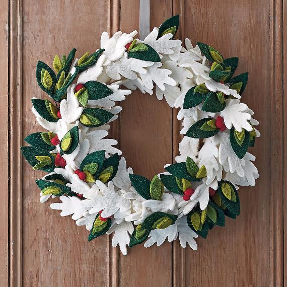 Felt Christmas Crafts (4)