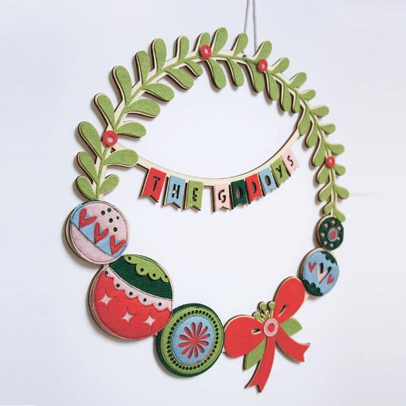 Felt Christmas Crafts (9)