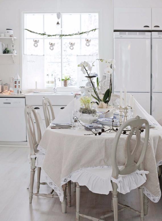Romantic Home Ideas Christmas Decor Galore (11)