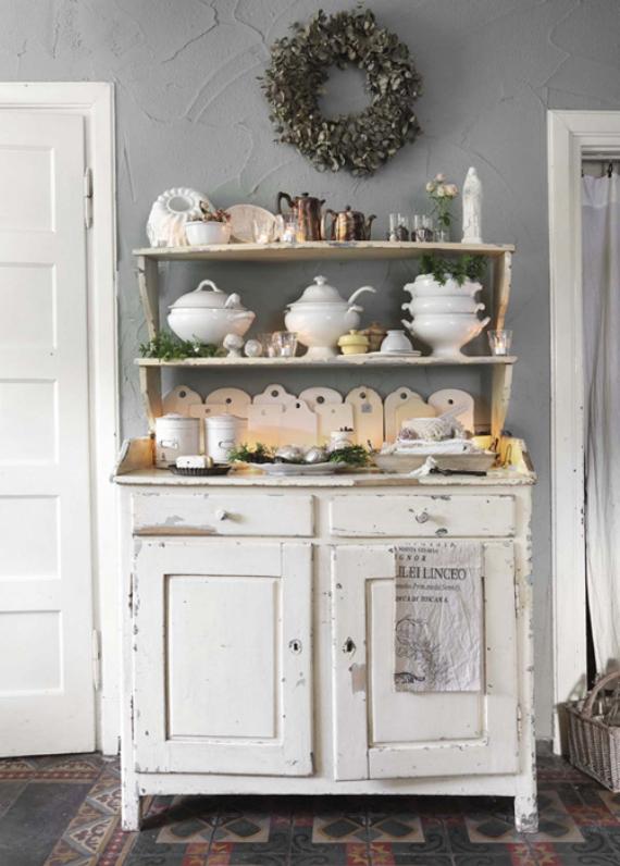 Romantic Home Ideas Christmas Decor Galore (15)