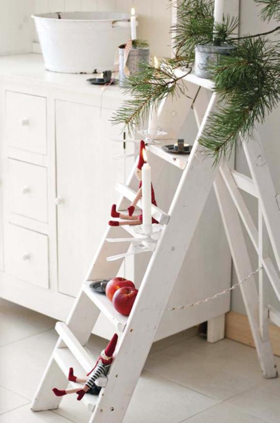 Romantic Home Ideas Christmas Decor Galore (2)