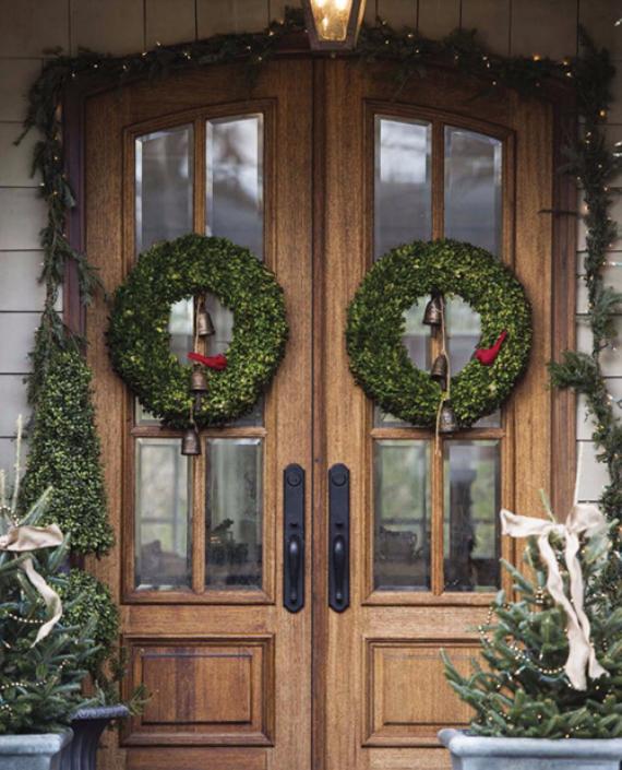 Romantic Home Ideas Christmas Decor Galore (21)