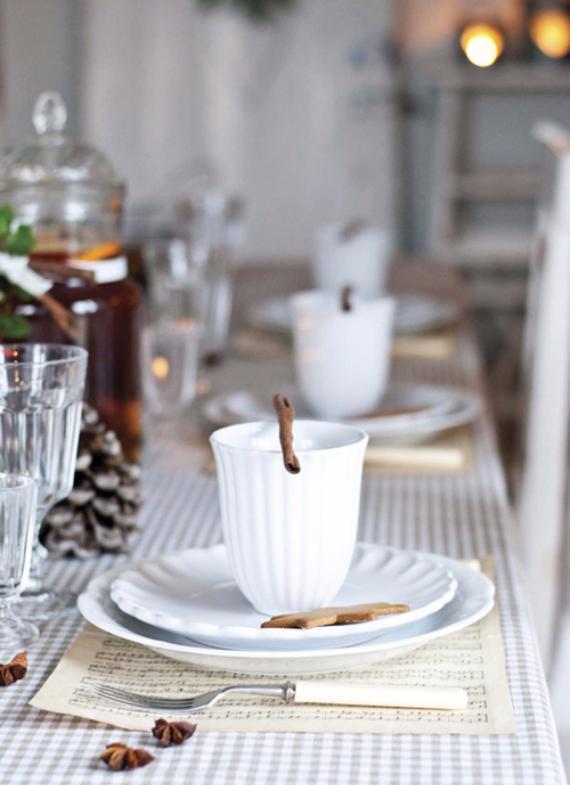Romantic Home Ideas Christmas Decor Galore (29)