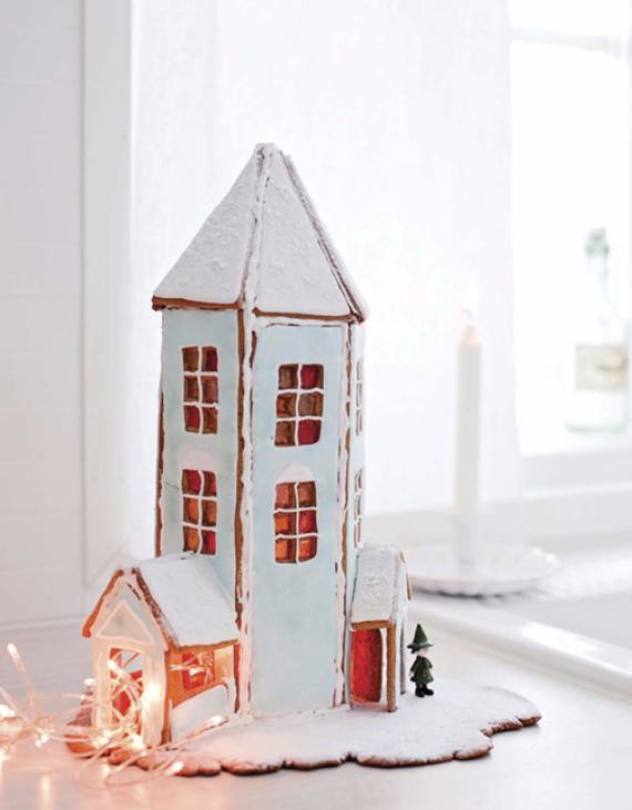 Romantic Home Ideas Christmas Decor Galore (5)