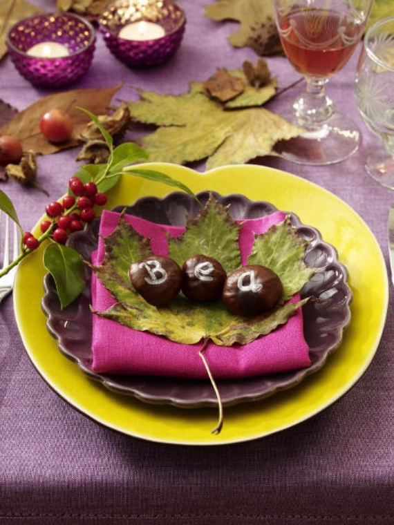 Thanksgiving Ideas For The Festive Dinner And Decor (20)