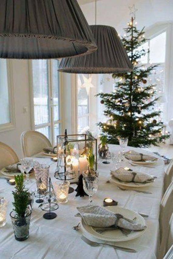 50+ Stunning Christmas Decoration Ideas (25)