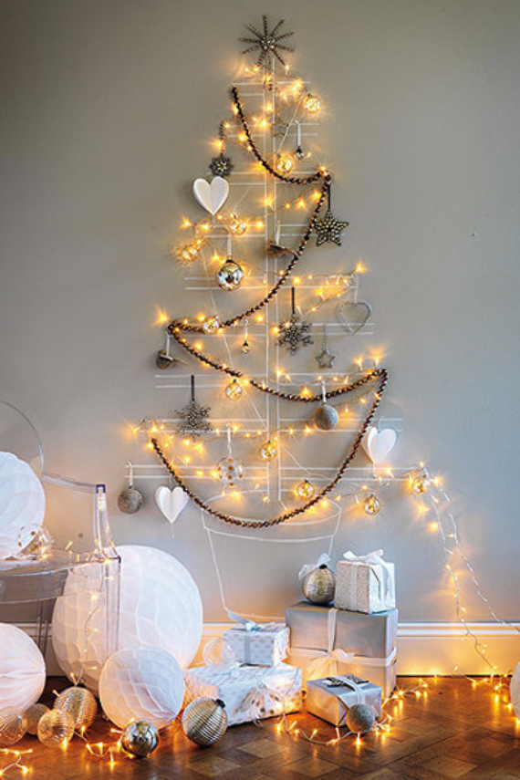 50+ Stunning Christmas Decoration Ideas (32)