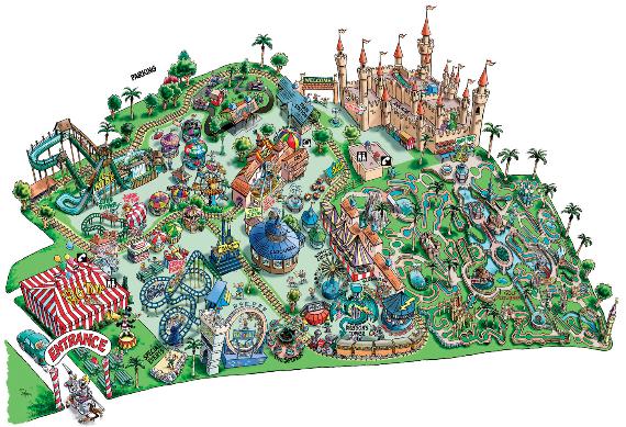 California  With Kids - Castle Park  (3)