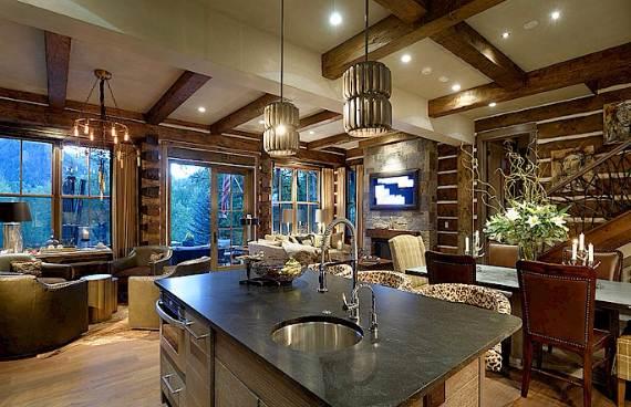 charming-roaring-fork-log-cabin-residence-11