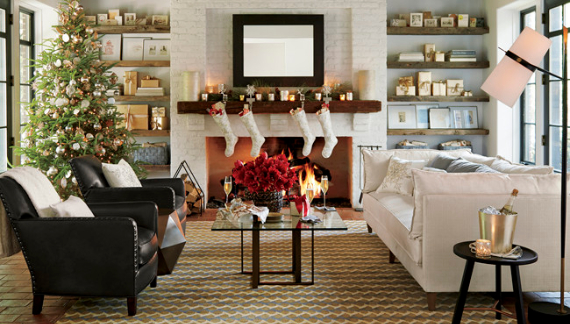 Christmas Inspiration In The Style Of Vignettes (2)