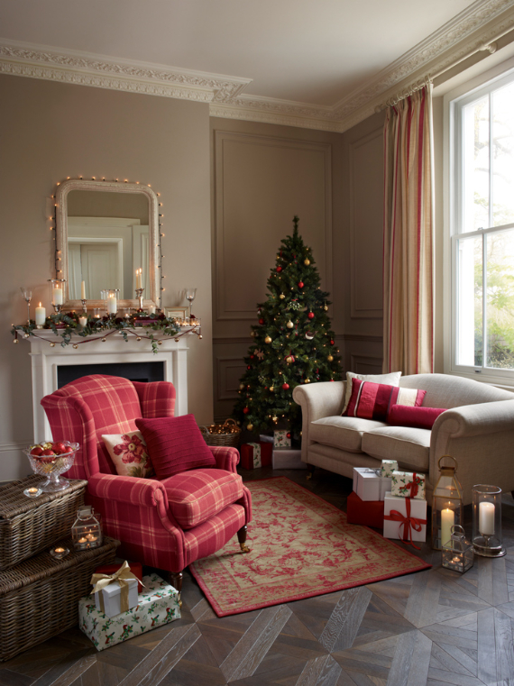 Cozy Christmas and New Year from Laura Ashley (5)