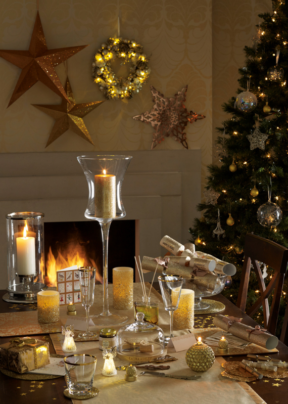 Cozy Christmas and New Year from Laura Ashley (6)