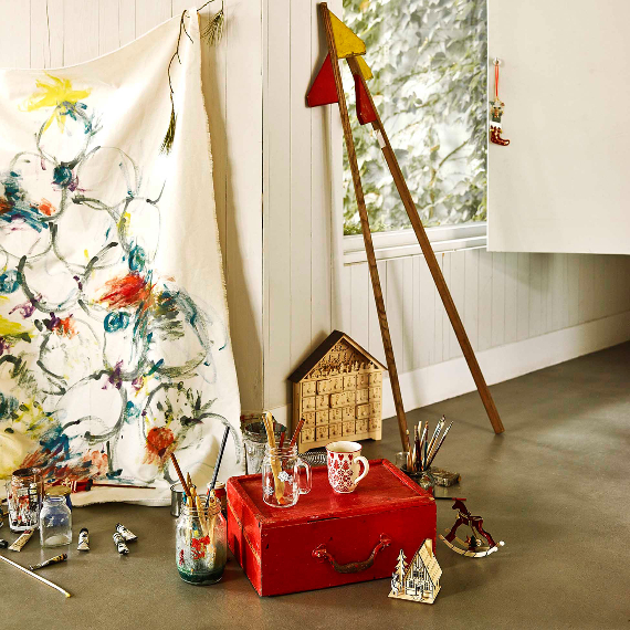 New Collection Of Christmas Decorations By Zara Home (21)