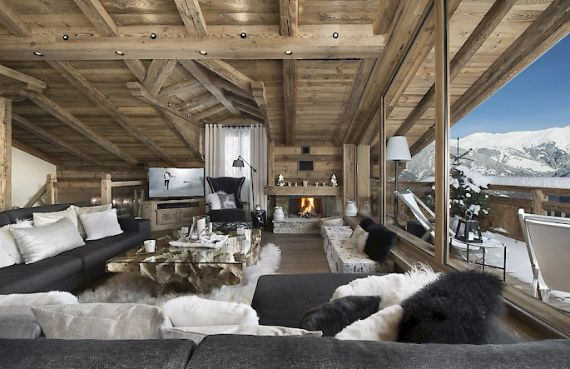 Holidays in French Alps Chalet Syrma A private ski chalet (12)