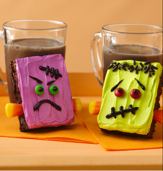 50 Creepy Halloween Treats with Delicious Edible Decoration Ideas (10)