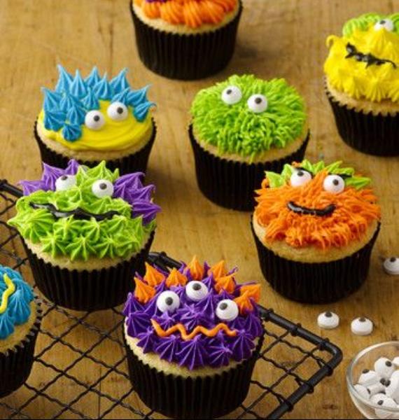 50 Creepy Halloween Treats with Delicious Edible Decoration Ideas (11)