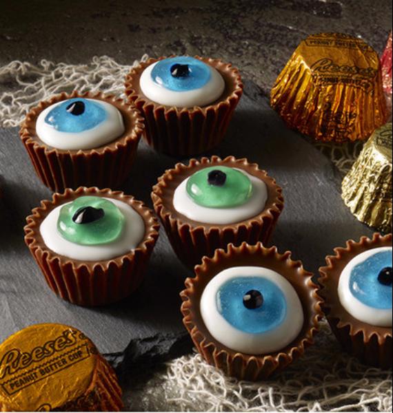 50 Creepy Halloween Treats with Delicious Edible Decoration Ideas (20)