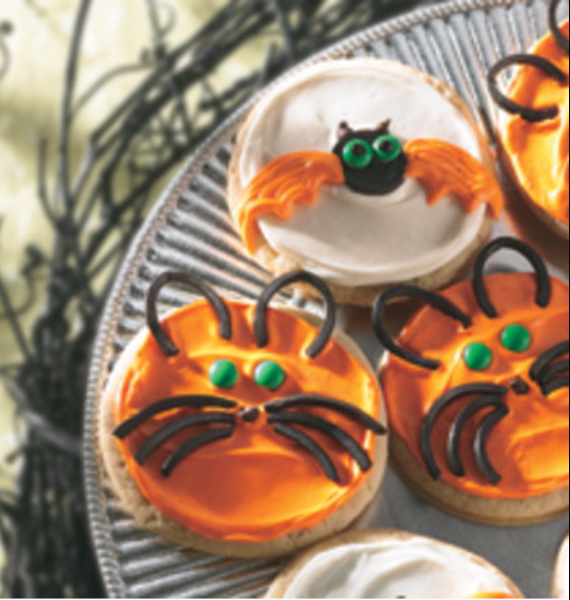 50 Creepy Halloween Treats with Delicious Edible Decoration Ideas (21)