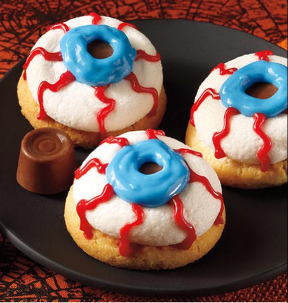 50 Creepy Halloween Treats with Delicious Edible Decoration Ideas (4)