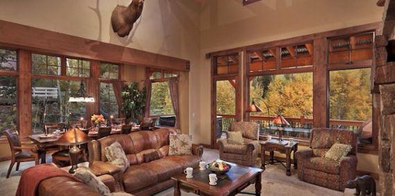 Bear Grande Chalet Colorado Winter Vacation (13)