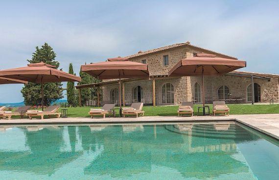 Beauty of a Tuscany Villa Villa Oddi (4)